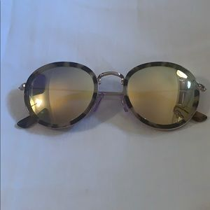 Madewell mirror sunglasses